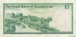 1 Pound ÉCOSSE  1985 P.341b TTB