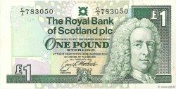 1 Pound ÉCOSSE  1993 P.351c TTB