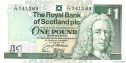 1 Pound ÉCOSSE  1993 P.351c NEUF