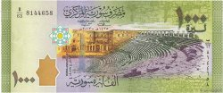 1000 Pounds SYRIE  2013 P.New NEUF