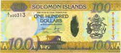 100 Dollars ÎLES SALOMON  2015 P.36