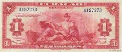 1 Gulden CURACAO  1942 P.35a TTB
