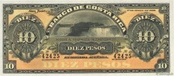 10 Pesos COSTA RICA  1899 PS.164r NEUF