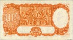 10 Shillings AUSTRALIE  1942 P.25b pr.SUP