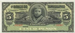 5 Pesos MEXIQUE  1902 PS.0429d NEUF