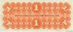 1 Peso GUATEMALA  1920 PS.153b pr.NEUF
