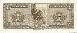 1/2 Quetzal GUATEMALA  1966 P.051c pr.NEUF