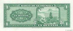 1 Quetzal GUATEMALA  1972 P.052i NEUF