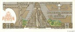 1/2 Quetzal GUATEMALA  1973 P.058a pr.NEUF