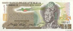 1/2 Quetzal GUATEMALA  1981 P.058c NEUF