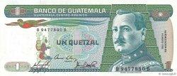 1 Quetzal GUATEMALA  1985 P.066 NEUF