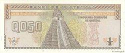 1/2 Quetzal GUATEMALA  1992 P.072b NEUF