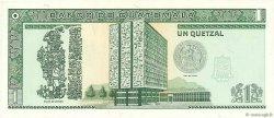1 Quetzal GUATEMALA  1990 P.073a NEUF