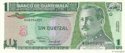 1 Quetzal GUATEMALA  1991 P.073b NEUF