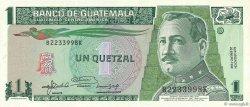 1 Quetzal GUATEMALA  1992 P.073c pr.NEUF