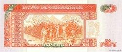 50 Quetzales GUATEMALA  1992 P.077c NEUF