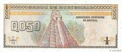 1/2 Quetzal GUATEMALA  1992 P.079 NEUF
