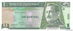 1 Quetzal GUATEMALA  1992 P.080 pr.NEUF