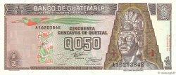 1/2 Quetzal GUATEMALA  1994 P.086b NEUF