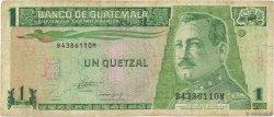 1 Quetzal GUATEMALA  1993 P.087a B
