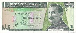 1 Quetzal GUATEMALA  1998 P.099 NEUF
