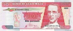 10 Quetzales GUATEMALA  1998 P.101 NEUF