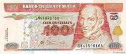 100 Quetzales GUATEMALA  1998 P.103 NEUF