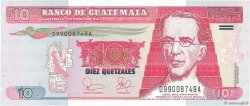 10 Quetzales GUATEMALA  2003 P.107 NEUF