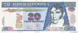 20 Quetzales GUATEMALA  2003 P.108 pr.NEUF