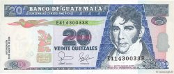 20 Quetzales GUATEMALA  2006 P.112a pr.NEUF