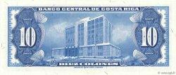 10 Colones COSTA RICA  1970 P.230b NEUF