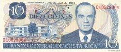 10 Colones COSTA RICA  1977 P.237b NEUF