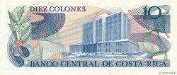 10 Colones COSTA RICA  1980 P.237b NEUF