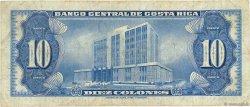 10 Colones COSTA RICA  1971 P.242 pr.TTB