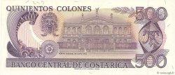 500 Colones COSTA RICA  1985 P.249b pr.NEUF