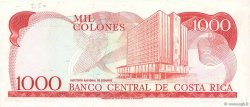 1000 Colones COSTA RICA  1985 P.250 SPL