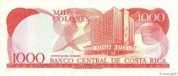 1000 Colones COSTA RICA  1986 P.256a NEUF