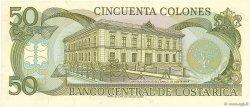50 Colones COSTA RICA  1993 P.257a NEUF