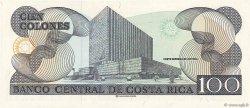 100 Colones COSTA RICA  1992 P.258 NEUF