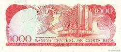 1000 Colones COSTA RICA  1992 P.259b NEUF