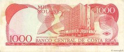 1000 Colones COSTA RICA  1997 P.264a TTB
