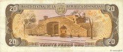 20 Pesos Oro RÉPUBLIQUE DOMINICAINE  1980 P.120b TTB