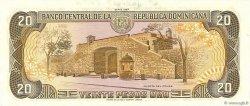 20 Pesos Oro RÉPUBLIQUE DOMINICAINE  1987 P.120c NEUF