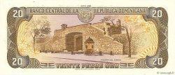 20 Pesos Oro RÉPUBLIQUE DOMINICAINE  1988 P.120c pr.NEUF