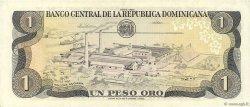 1 Peso Oro RÉPUBLIQUE DOMINICAINE  1984 P.126a TTB