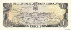 1 Peso Oro RÉPUBLIQUE DOMINICAINE  1984 P.126a SUP