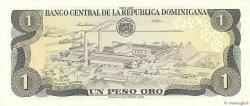 1 Peso Oro RÉPUBLIQUE DOMINICAINE  1987 P.126b TTB