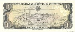 1 Peso Oro RÉPUBLIQUE DOMINICAINE  1987 P.126b NEUF