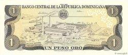 1 Peso Oro RÉPUBLIQUE DOMINICAINE  1988 P.126c pr.NEUF