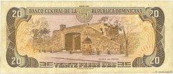 20 Pesos Oro RÉPUBLIQUE DOMINICAINE  1990 P.133 TTB